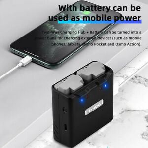 Two Way Fast Charging Hub Battery Charger Replacement Part For DJI Mavic Mini 2