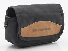 Olympus Fototasche Kameratasche camera bag Schwarz universal für Kompaktkamera