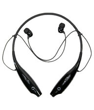 Rechargeable Bluetooth head set with 1 month warranty