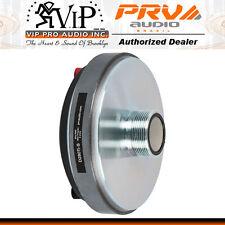 "PRV Audio D280Ti-S 1"" Titanium Compression Horn Driver 8-Ohm 160 Watts 1-3/8""-1"