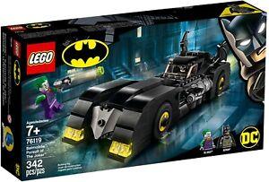LEGO 76119 DC Comics Super Heroes Batman Batmobile: Pursuit of The Joker - New