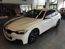 BMW M PERFORMANCE F30 335I 340I BODY KIT SKIRTS DECALS SPOLIER SPLITTLERS