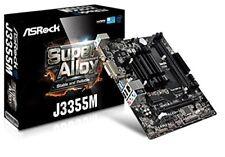 ASRock Motherboard & CPU Combo J3355M
