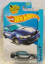 1999 Ford Mustang 1/64 Scale Model Car From Hw City by Hot Wheels
