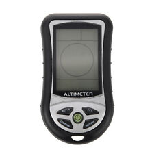 8 en 1 Funcion Digital LCD Compas Altimetro Barometro Termico Temperatura (NM7P8