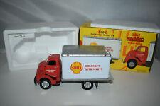 First Gear 1952 GMC Dry Goods Van - Shell Orloski's Quick Marts - 1996 #4 - NIB