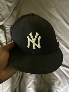 7 3/4 1996 World Series New Era New York Yankees Fitted Authentic Baseball Cap