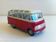 Dinky Toys - 541 - Car Autocar Mercedes-Benz 18 places