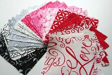"""Moda Precuts Mini Charms Pack """"Ever After"""" 2,5 inch x 2,5 inch"""