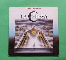 La Chiesa - Dario Argento - CINEVOX MDF 33. 192 - colonne sonore