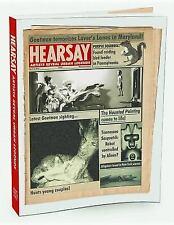 Hearsay: Artists Reveal Urban Legends, , Brunvand  PhD, Jan Harold, Very Good, 2
