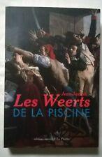 Les Jean Joseph Weerts de la Piscine Art ed Invenit Piscine de Roubaix