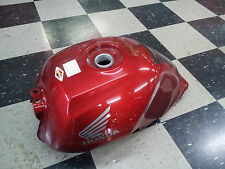Honda CBF1000 2009 OEM Gas Tank Red Petrol Fuel Reservoir Streetfighter