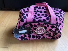 Hard to Find Soft Sided Bella Bean Pet Carrier