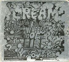 Cream Wheels of Fire oro doble CD DCC japón descompresiones