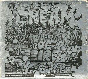 Cream Wheels of Fire GOLD DOPPEL CD DCC Japan Pressung