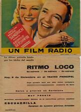 Programa PUBLICITARIO de CINE: RITMO LOCO.