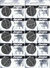 10 New ENERGIZER CR2032 Lithium 3v Coin Battery Australia Stock FAST SHIPPING