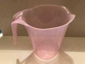 Messbecher 1000ml /1 Liter Litermaß Maßbecher Rosa