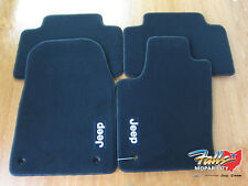 2013-2015 Jeep Grand Cherokee Premium Carpet Floor Mats Front & Rear Mopar OEM