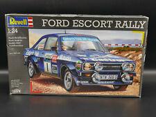Revell Ford Escort RS 1800 MK.II RAC Rally 1979 Winner Mikkola+Reji Upgrade-Rare