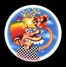 Grateful Dead Ice cream Kid Sticker Decal Jerry Garcia Hippie Biker Rock n Roll