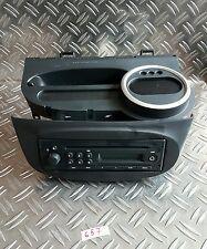 2011 RENAULT TWINGO MK2 1.2 16V RADIO CD PLAYER AND DISPLAY