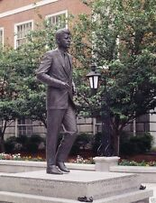 President John F. Kennedy Statue Massachusetts Capitol Boston New 8x10 Photo