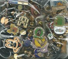 Misc. 100 Lapel/Hat Pins - All Kinds  #510