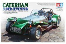 Tamiya 10204 1/12 Scale Model Car Kit Caterham Super Seven BDR w/Display Base