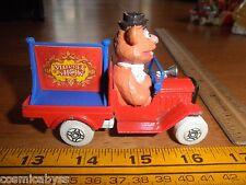 1979 CORGI Fozzie Bear car HTF The Muppets