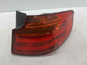 2014 BMW 3 SERIES GRAN TURISMO (GT) Driver Right Rear Outer Taillight Tail Light
