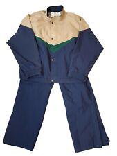 Vtg Tourney Gore-Tex Mens Golf Waterproof Pants & Jacket  Size: XL