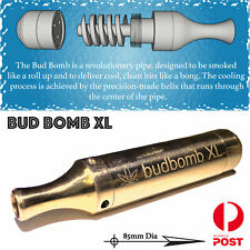 Budbomb brass metal pipe metal pipe brass pipe cone pieces stem Bonza bud bomb