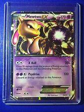 Pokemon card - Mewtwo EX Holo B&W Promo Edition Ed BW45 1st Mega M Black & White