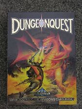 GAMES WORKSHOP, DUNGEONQUEST , FAMILY BOARDGAME, #1