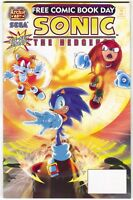 Sonic The Hedgehog 1 Archie 2007 NM FCBD