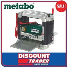 Metabo 1.5kW 330mm Bench Thicknesser DH 330 0200033019