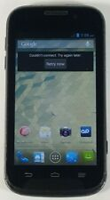 ZTE Awe N800 4GB Black (Virgin Mobile) Fair Condition GOOD IMEI