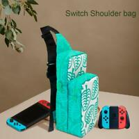 Portable Crossbody Travel Carrying Case for Switch Console, Dock &  Accessories