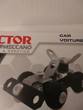 Erector by meccano Building Set Car plane bulldozer helicopter