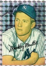 1996 Mickey Mantle Topps Finest Atomic Refractor Commerative Set  #20