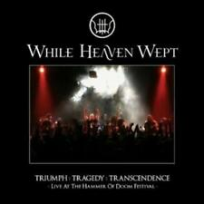WHILE HEAVEN WEPT - Triumph:Tragedy:Transcendence-Live At... - CD+DVD - 165874