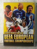 Football Championships - DVD - SOCCER - Golden Moments of the UEFA European