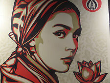 Shepard Fairey - Natural Springs - Obey Giant - 2015 - Rare Street Art