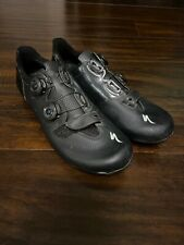 S works 6 Road Cycling shoes Size 44.5 Black S-works US Sz 11