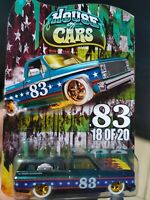 2021 Sacramento Weekend of Wheels Hot Wheels Convention 83 Silverado Superstar