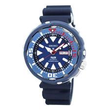 Seiko Blue Mens Analog Sport Prospex PADI Diver's SRPA83J1