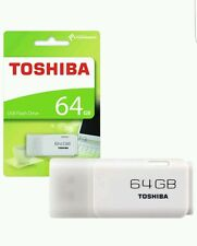 64GB Toshiba TransMemory USB 2.0 Flash Drive Pen Drive Memory Stick UK SELLER