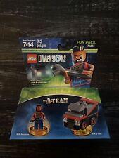 Lego Dimensions A-Team B.A. Baracus B.A.'s Van Fun Pack #71251